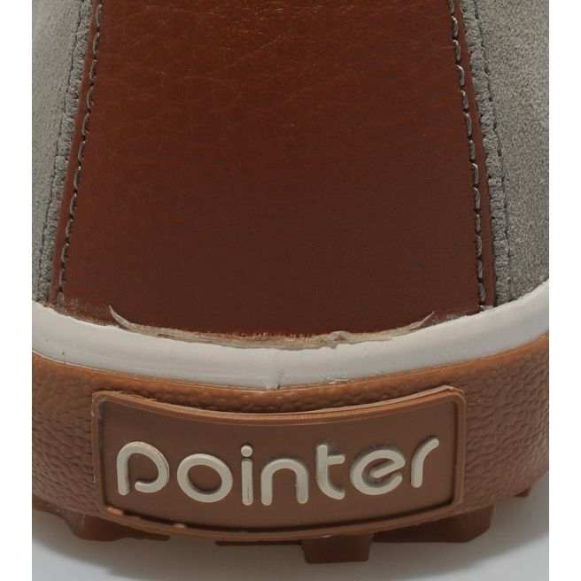 Pointer Edmund Suede