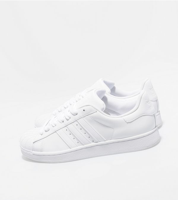 Buy adidas Originals Womens Superstar Up Metal Toe Trainers White