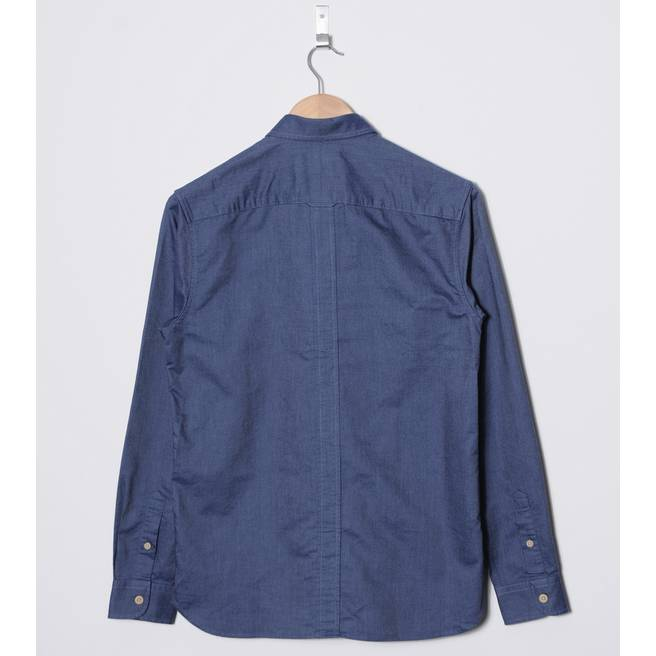 Fred Perry Plain Oxford Long Sleeve Shirt