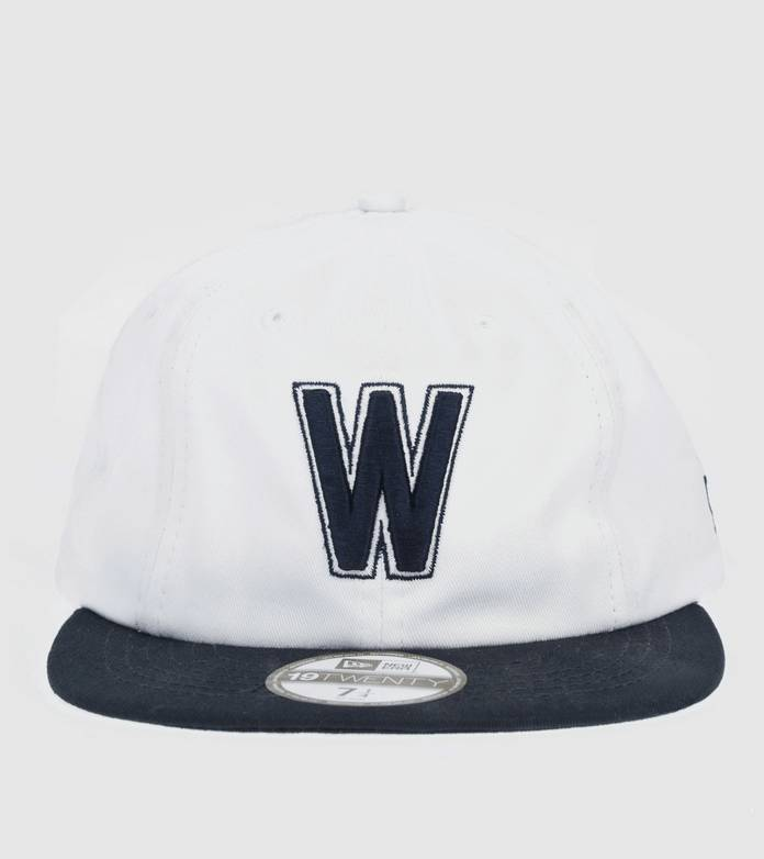 New Era MLB Washington Senators 8 Panel Fitted Cap