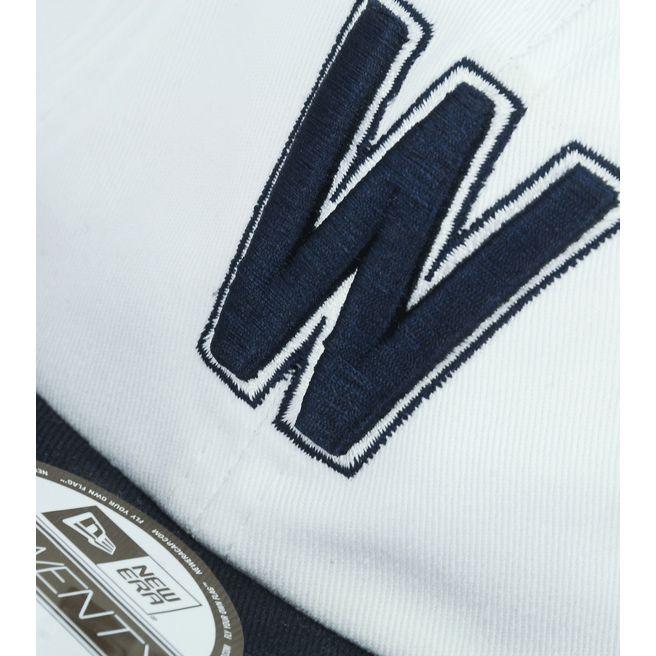 New Era MLB Washington Senators 8 Panel Fitted Cap