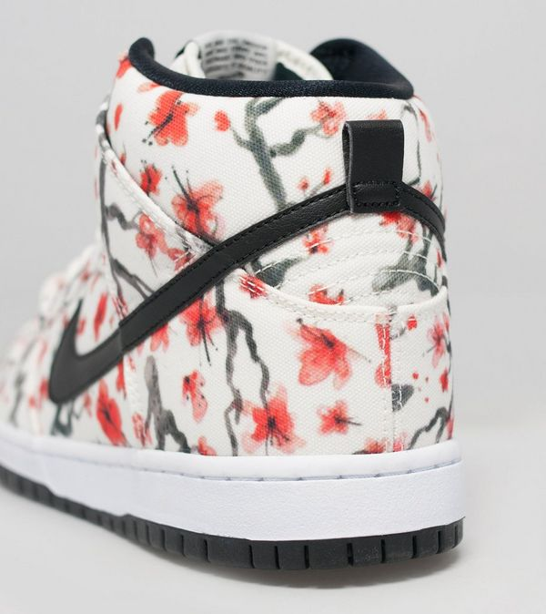sneakers for cheap 66d4c 99cc0 ... 50% off nike sb dunk high pro cherry blossom pack b5037 dc471