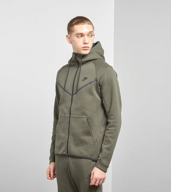 4f8bb1c95f2b Nike Tech Fleece Windrunner Full Zip Hoodie