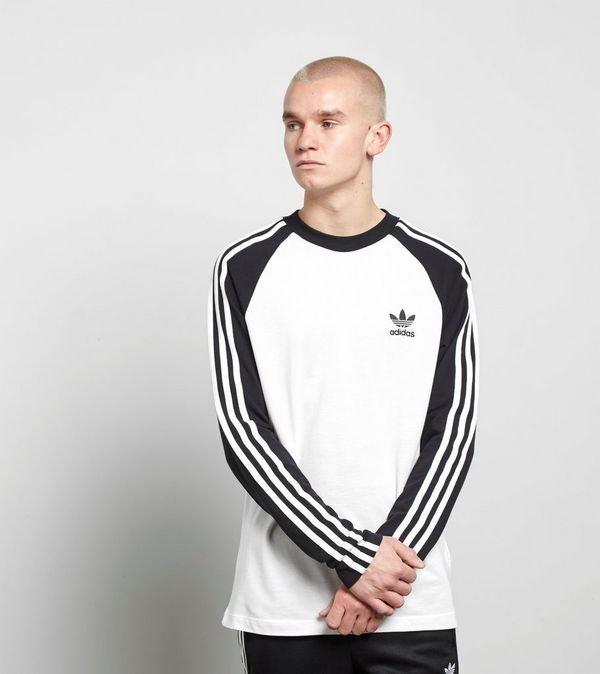 adidas originals t shirt 3 stripe