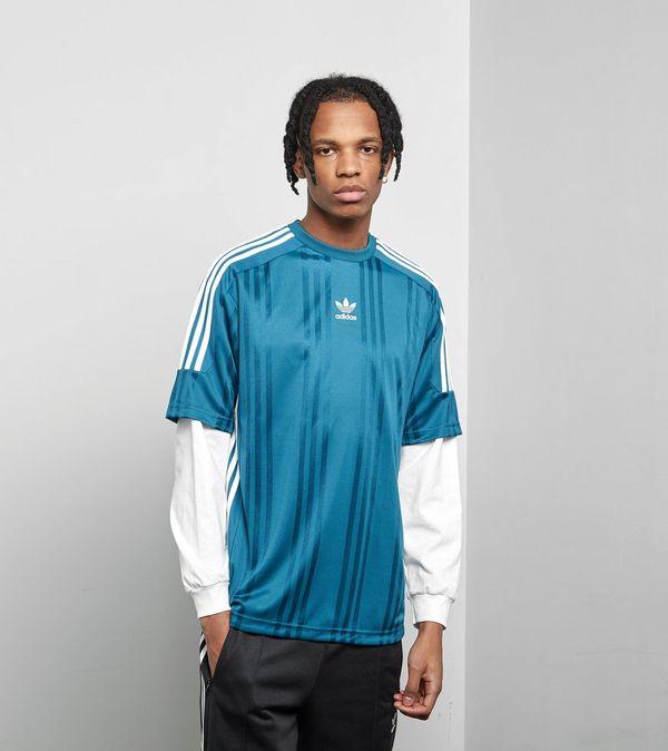 adidas original 3 stripes t shirt