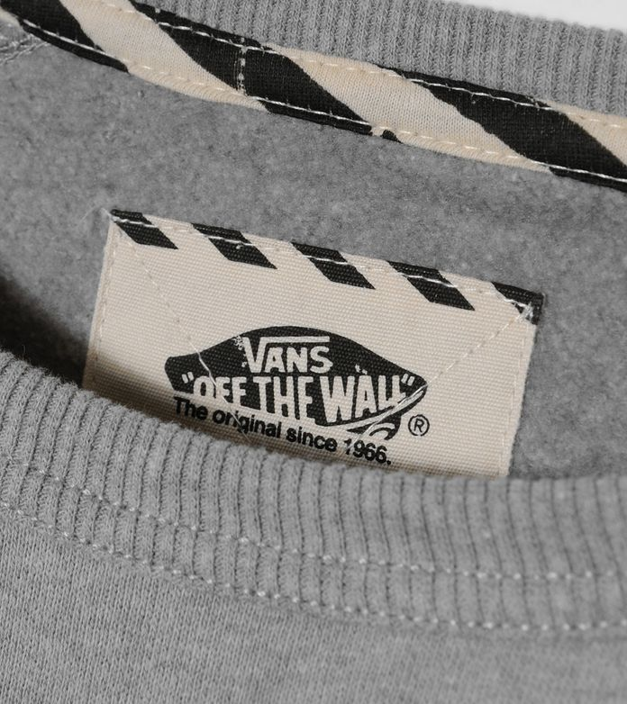 Vans Native Check Sweatshirt