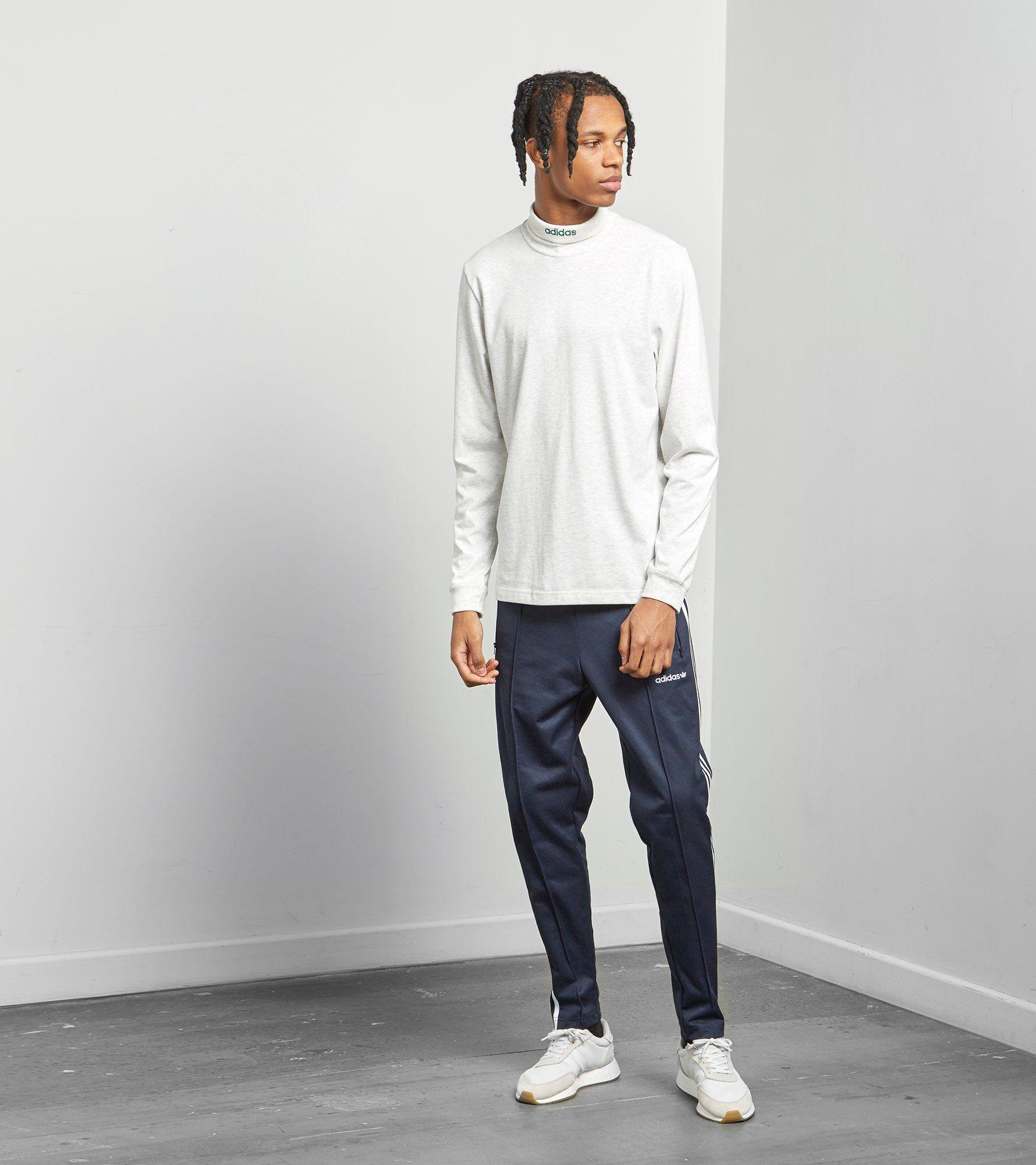 adidas Originals Långärmad Polotröja