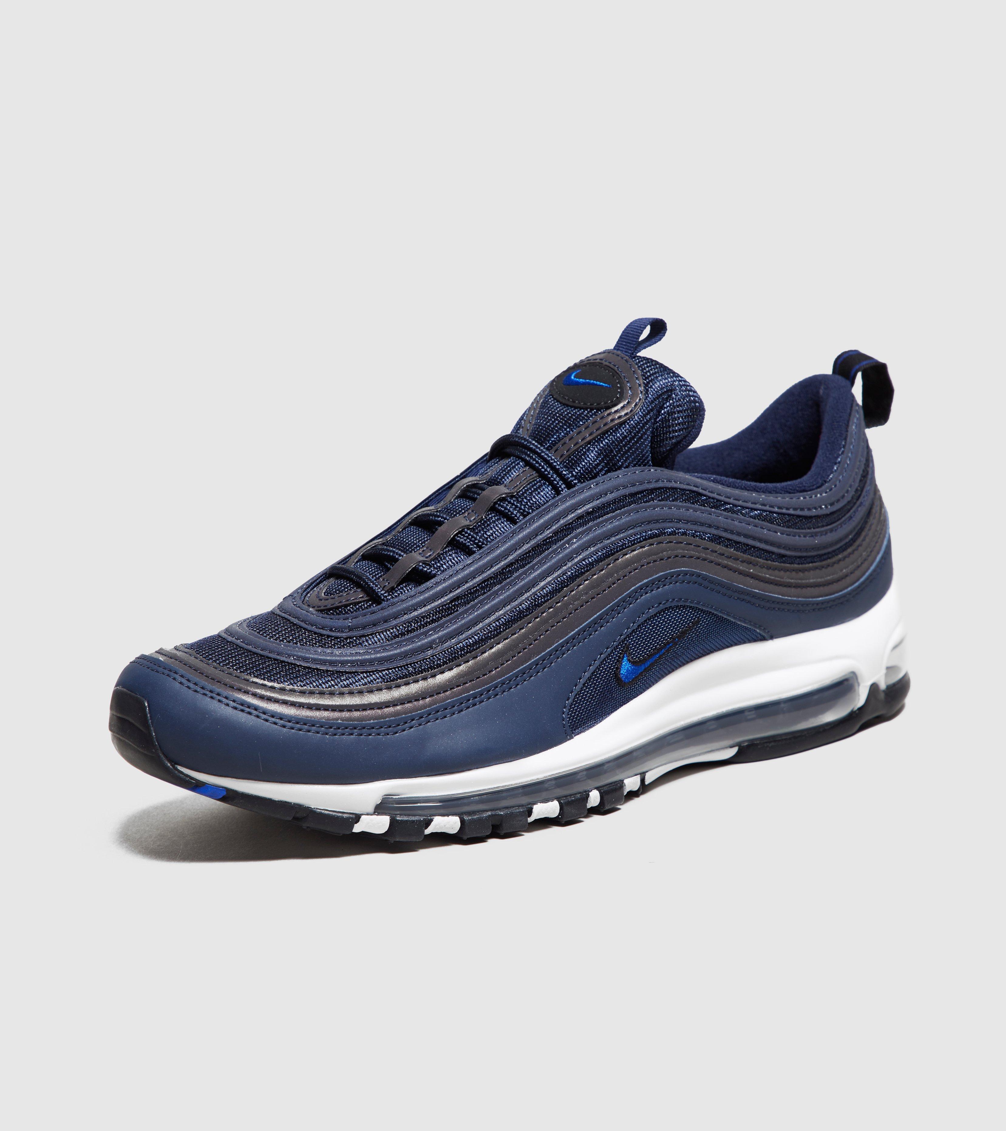 air max 97 bianche e blu cheap online