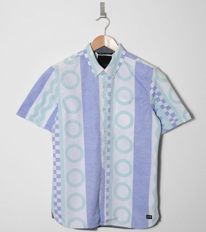 Vans OTW Short Sleeved Portmore Shirt