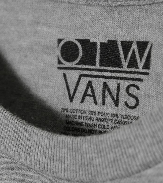 Vans OTW Checker T-Shirt