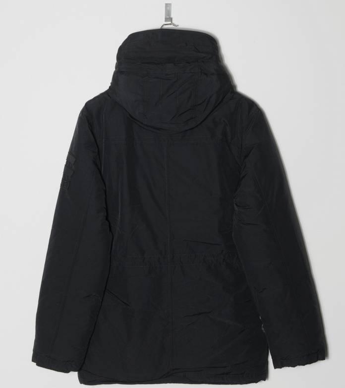 Adidas Originals Blue Long Down Coat