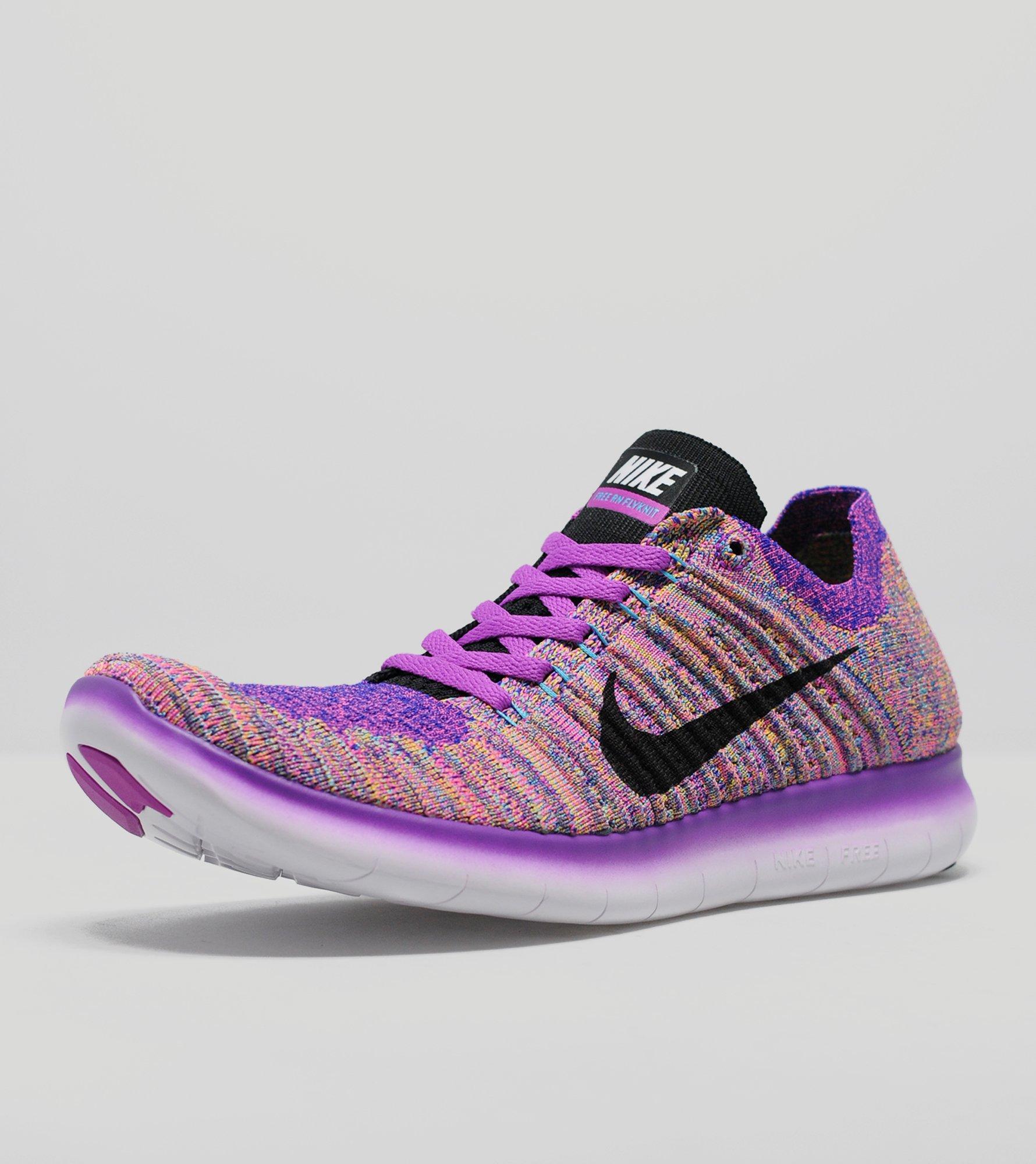 Nike Free Run Flyknit Des Femmes De Pourpre Livraison gratuite ebay vente bon marché Liquidations offres SlGeid2za