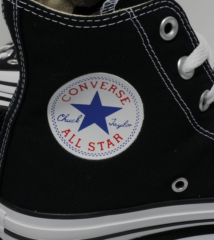 Converse All Star Platform