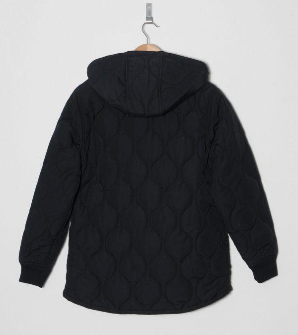 lyle scott quilted parka jacket size. Black Bedroom Furniture Sets. Home Design Ideas