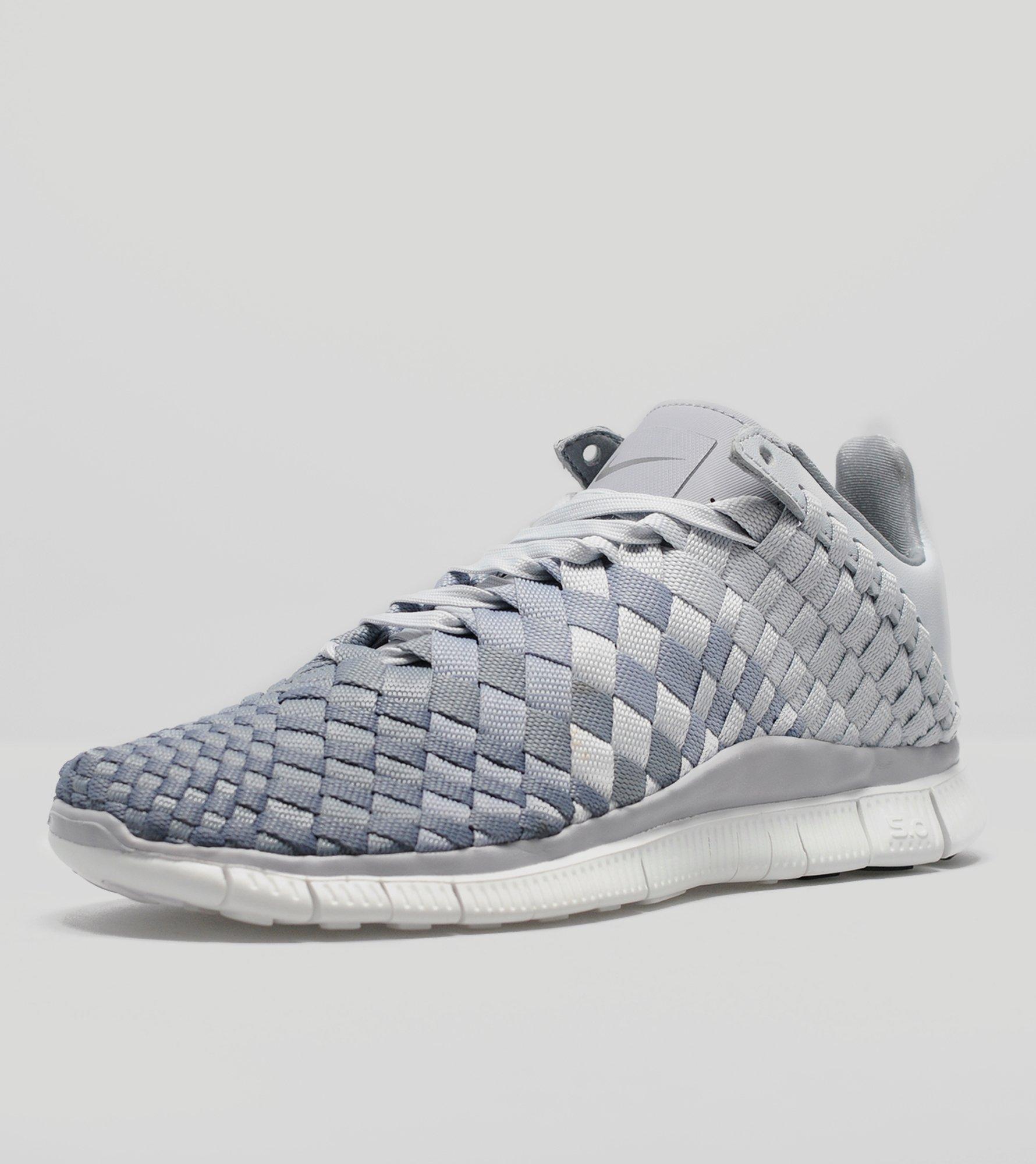 Nike Innova Sans Chaussures Habillées Travestissement Blanc Tissé