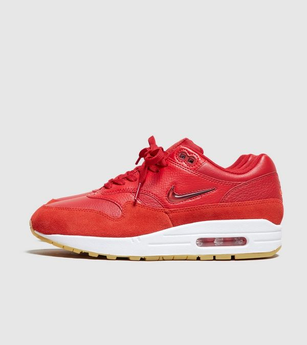 nike air max 1 dames red