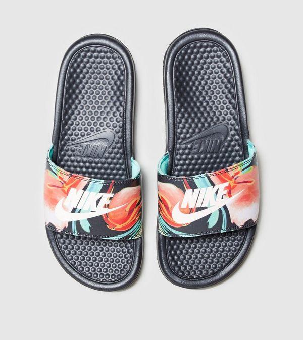Nike Benassi Just Do It Slides Women s  6ae0aaa4775c