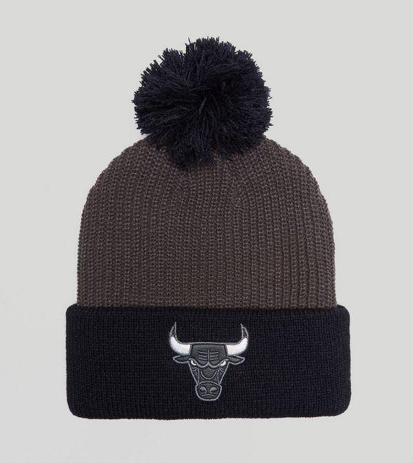 bdc20016285 Mitchell   Ness Chicago Bulls Marshall Beanie Hat