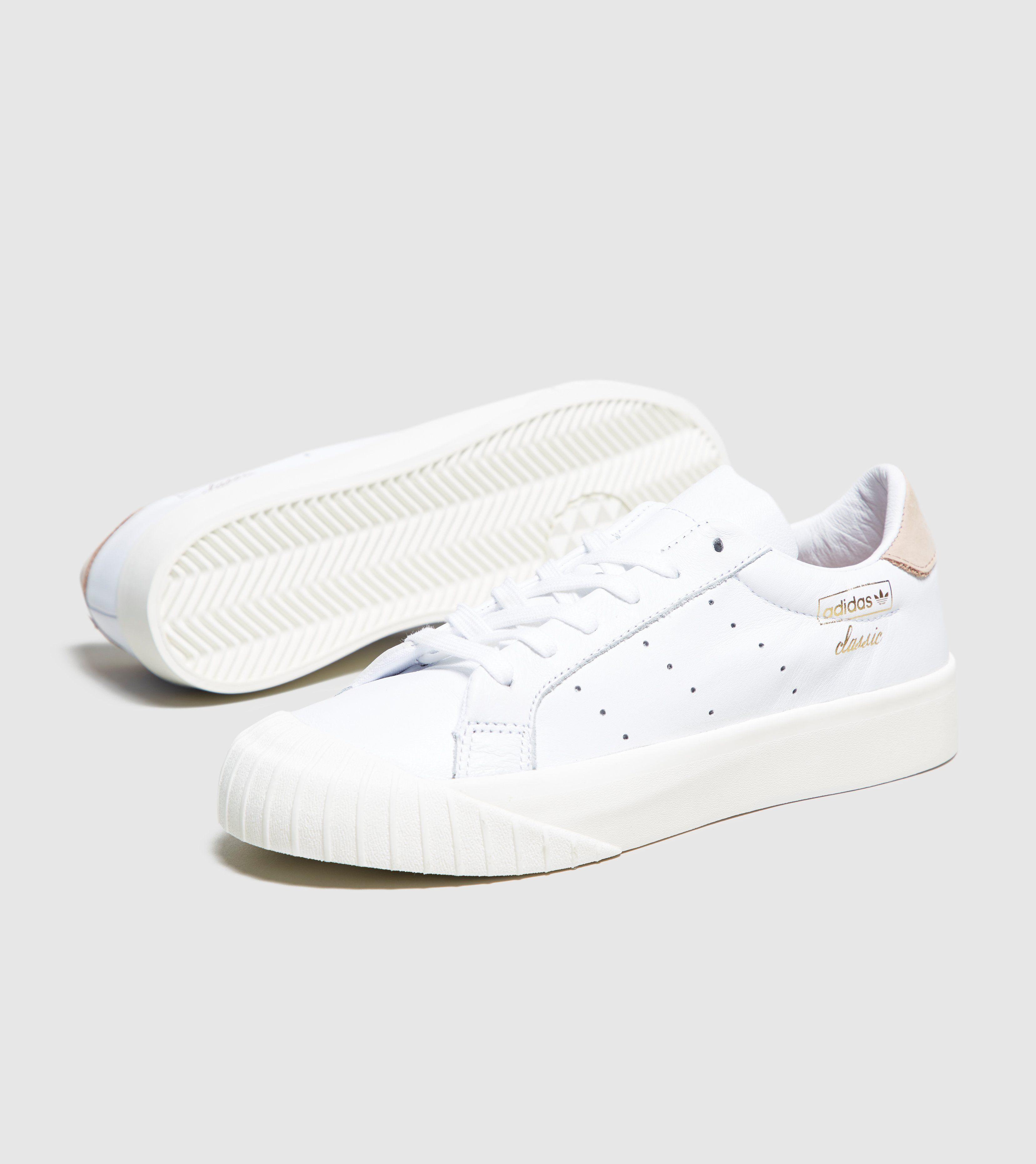 Adidas Everyn W White White Black 40.5