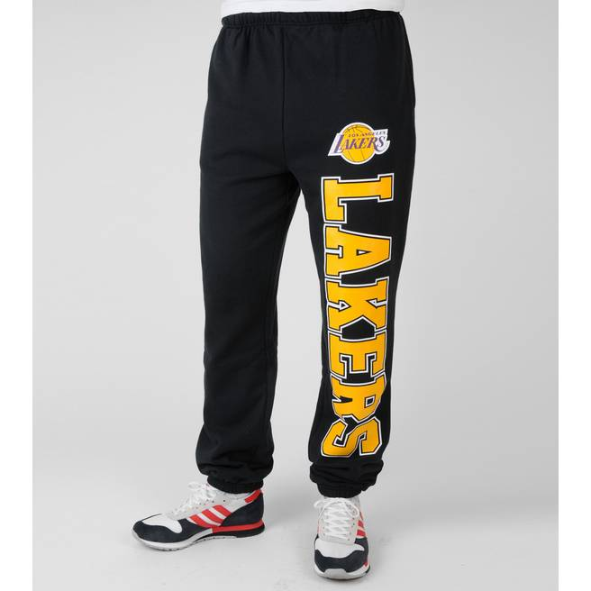 Mitchell & Ness Los Angeles Lakers NBA Logo Sweatpant
