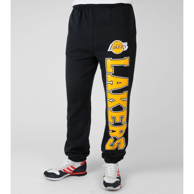 Mitchell & Ness Los Angeles Lakers NBA Logo Sweatpant