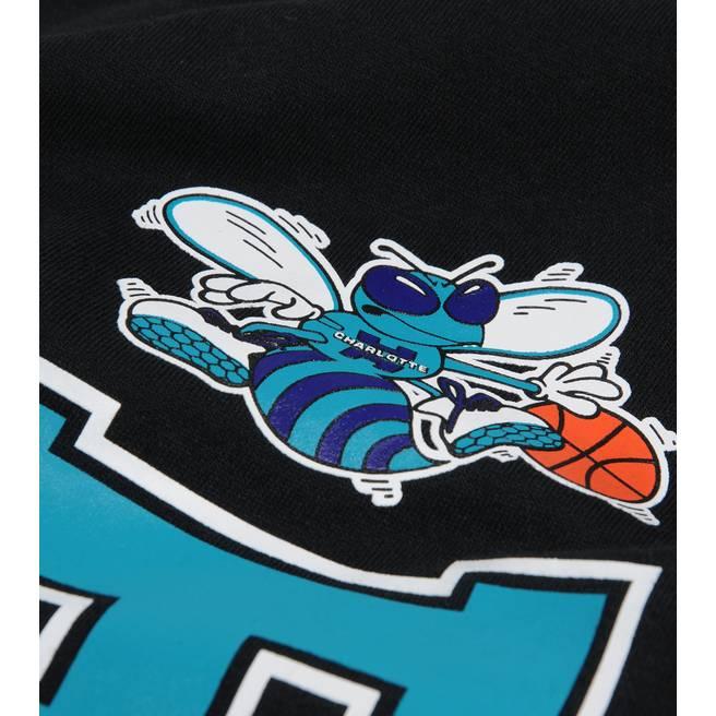 Mitchell & Ness Charlotte Hornets NBA Logo Sweatpant