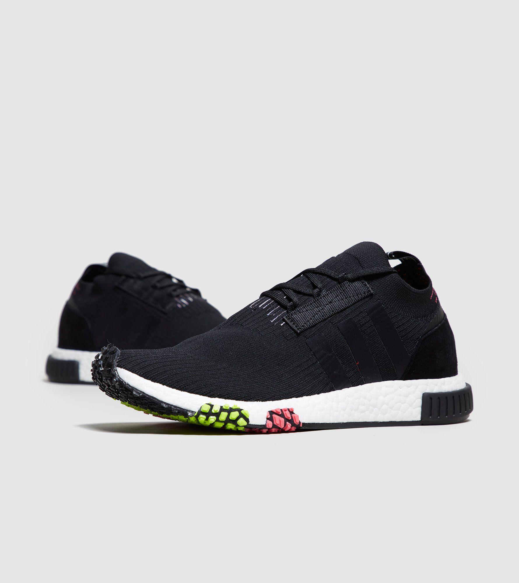 Black NMD Racer Primeknit sneaker adidas Originals