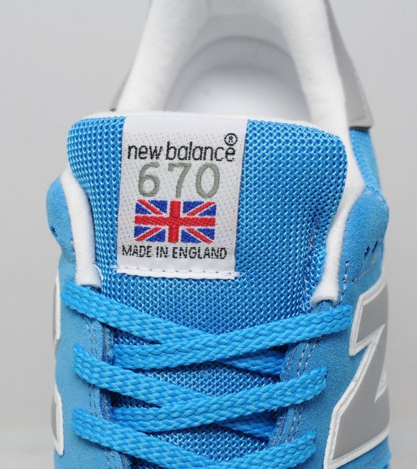 f418b98be47f New Balance 670  Made in UK