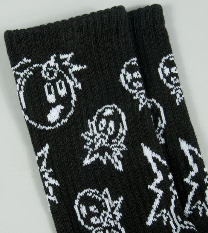 The Hundreds Outtie Sock