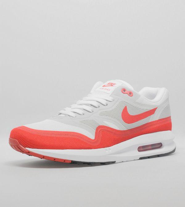 Nike Air Max Lunarlon Red