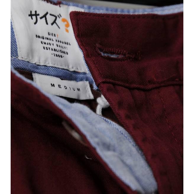 size? Fleming Chino Shorts