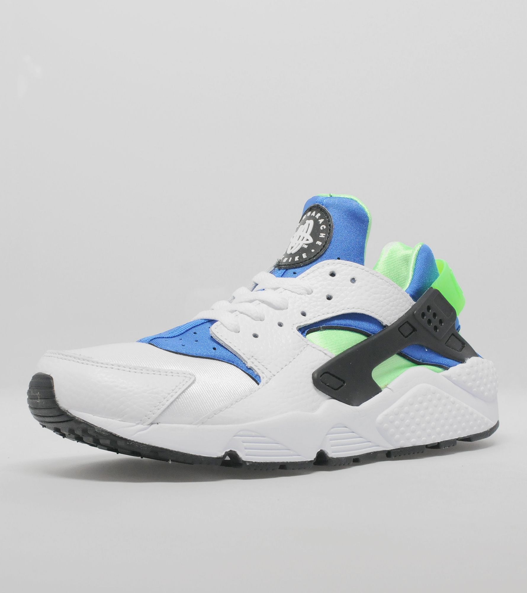 8d6b68edd6cf0c Nike Air Huarache  Scream Green