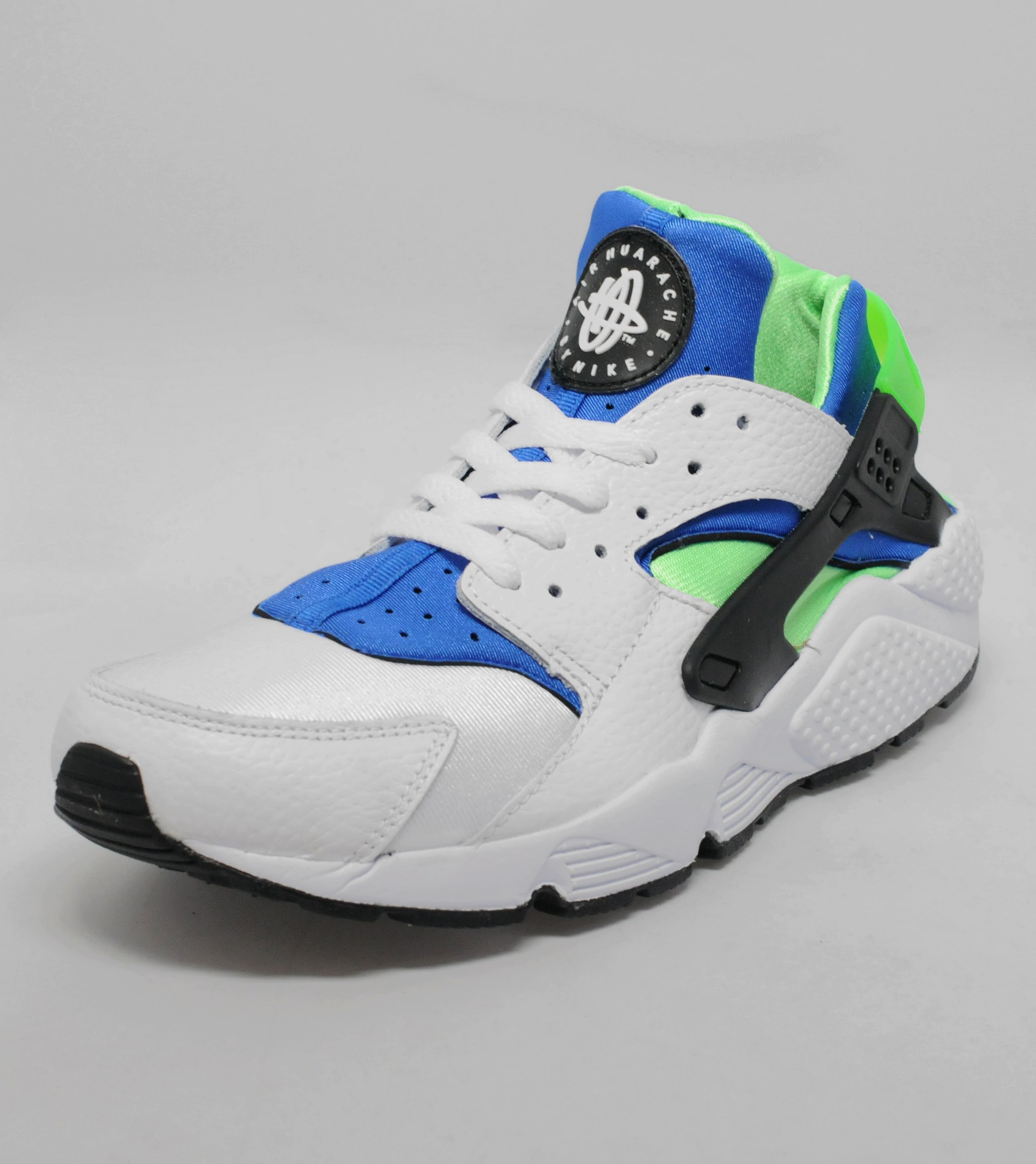 a185fa9b234ce ... having appeared in a bevy of colorways over the last few months tinker  hatfields air huarache has c31cf 7e231  norway nike air huarache scream  green ...