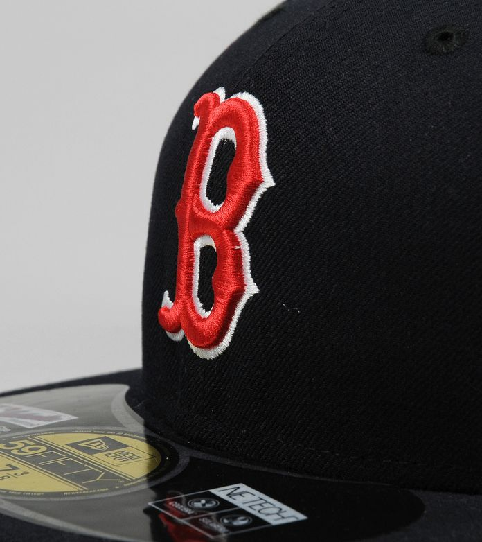 New Era Authentic Boston Red Sox 59FIFTY Fitted Cap
