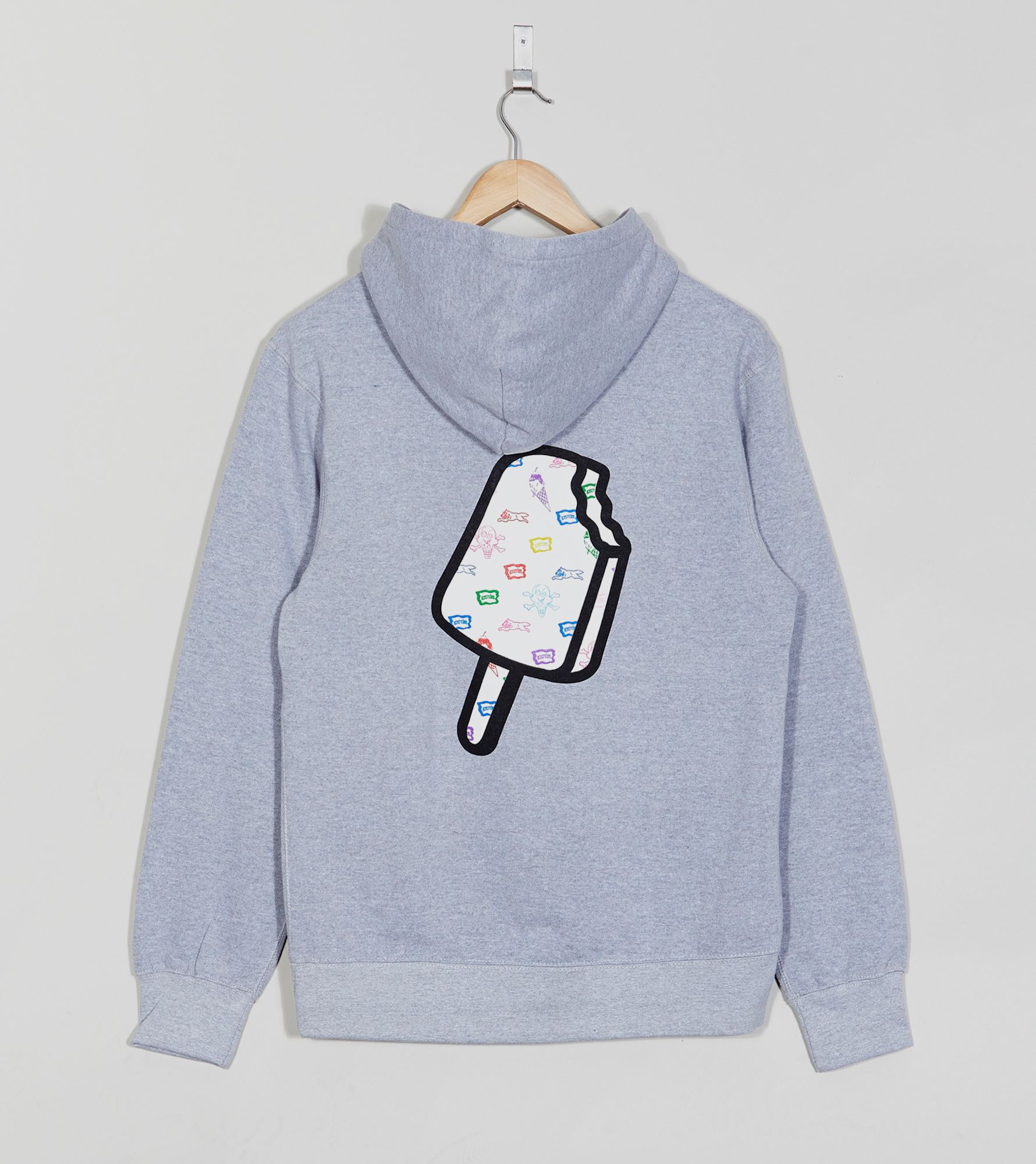 ICECREAM Monogram Overhead Hoody
