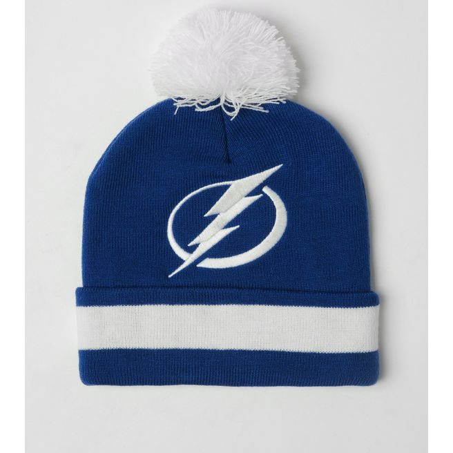 Mitchell & Ness Tampa Bay Lightning NHL Bobble Hat