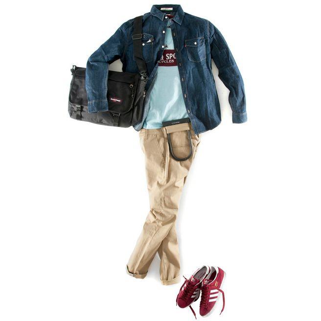 Levis Truckee Long Sleeve Shirt
