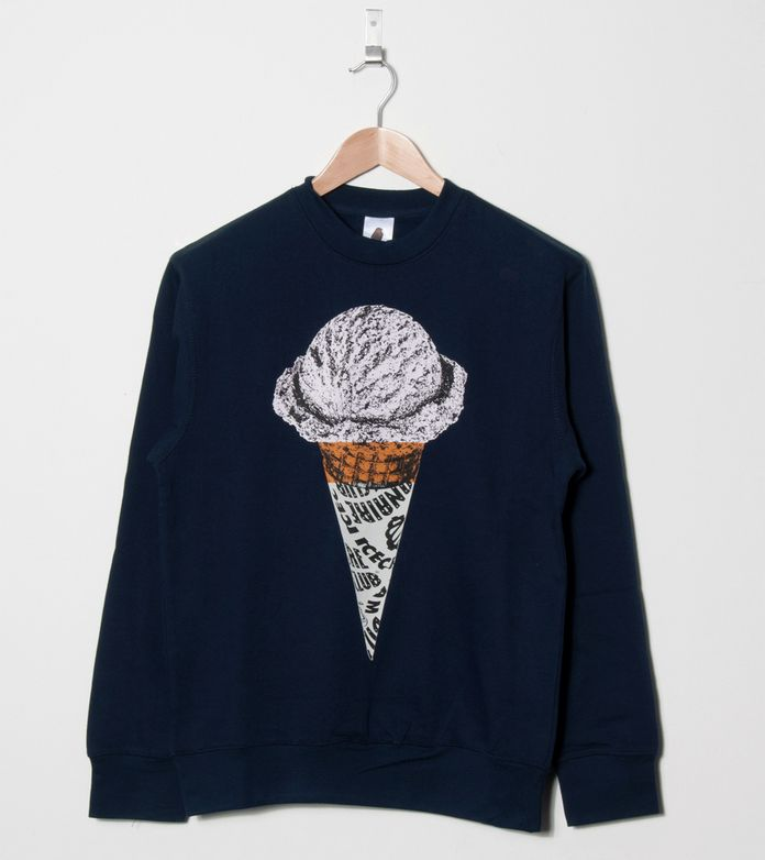 ICECREAM Scope Cone Sweatshirt