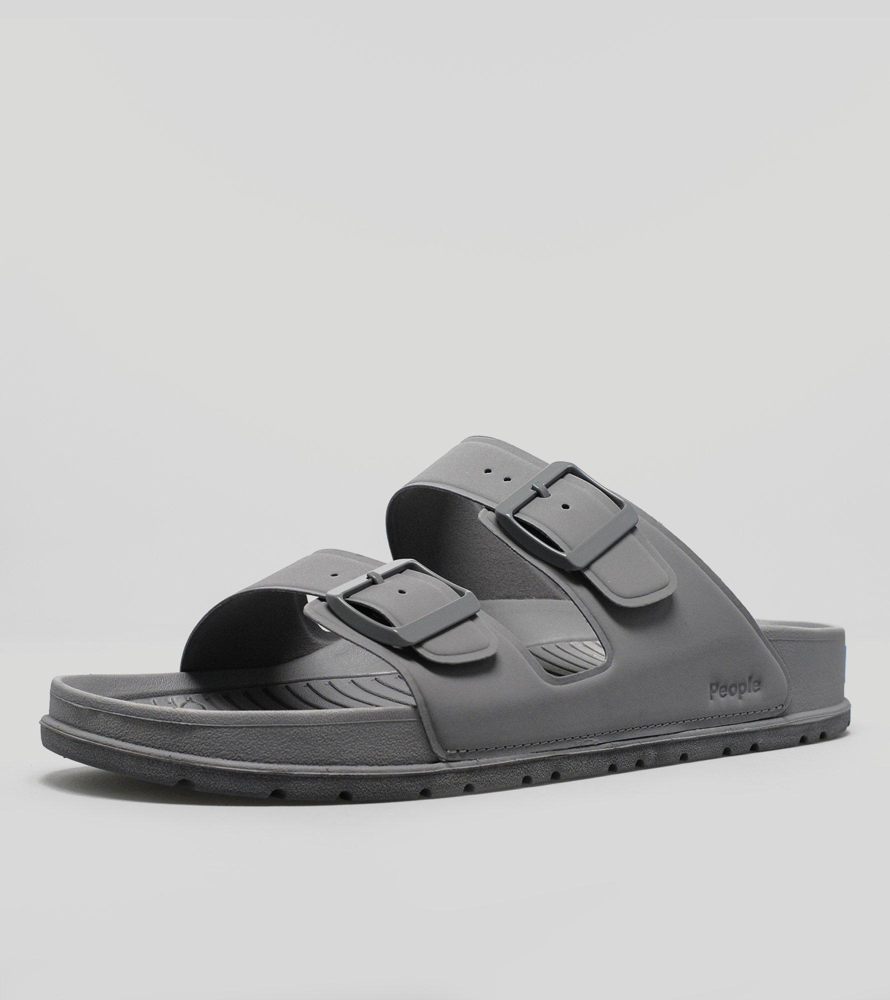 FitFlop Lulu Lustra Sandals Womens Shoes & Boots Womens Footwear COLOUR-pewter