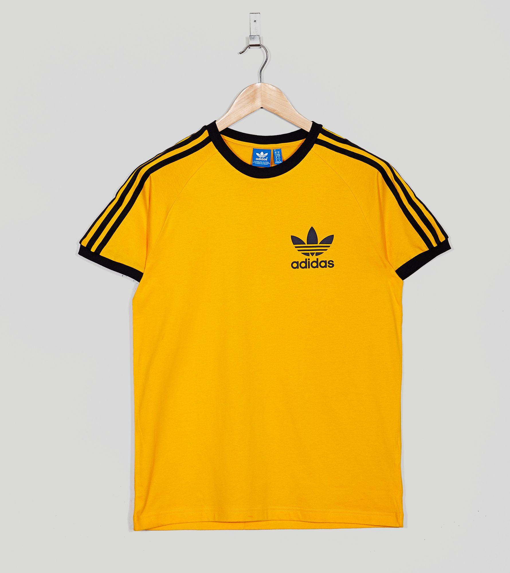 ¿Adidas Originals Originals Originals California t shirt Size? 6e61ff