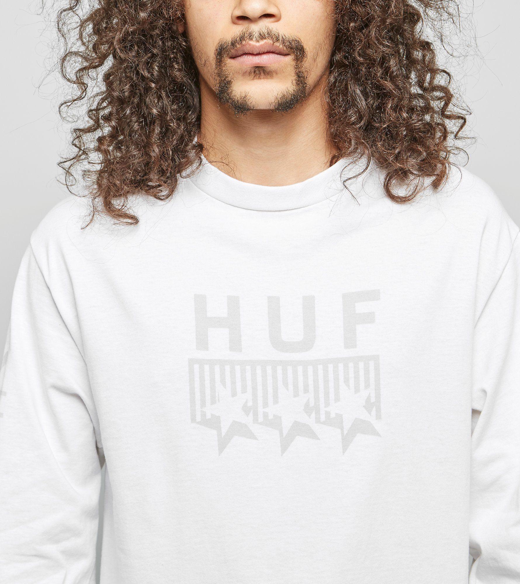 HUF Blackout DBC Långärmad T-skjorta