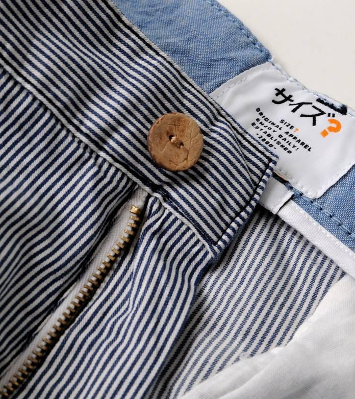size? Clifton Stripe Shorts