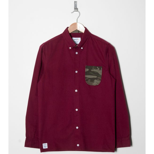 size? Tyson Long Sleeve Shirt