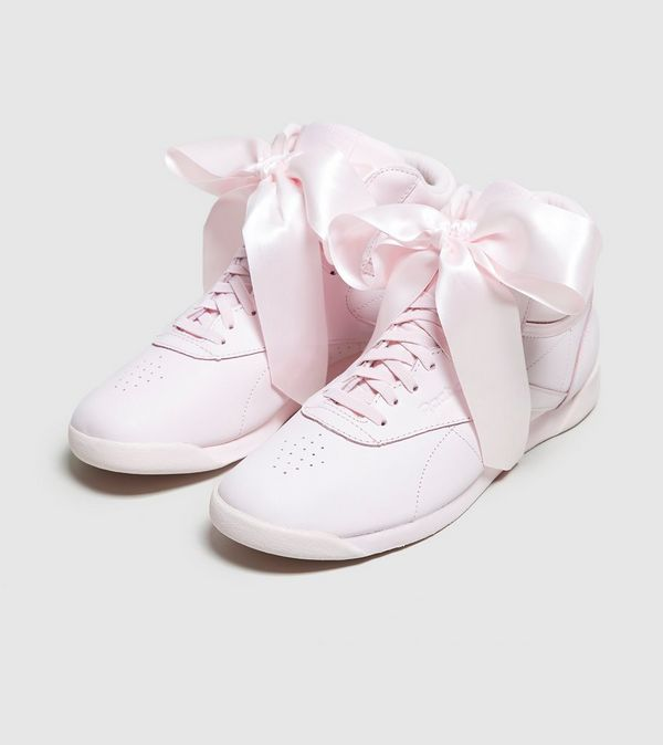 6f66629c9d1 Reebok Freestyle Hi Bow Women s