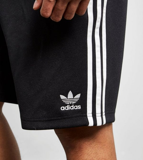 Adidas Superstar With Shorts