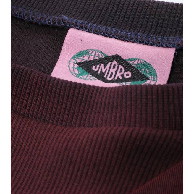 Umbro Over Dye Drill Top