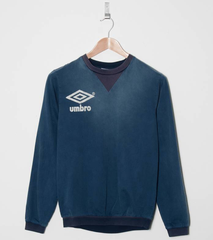 Umbro Over Dye Drill Top OG