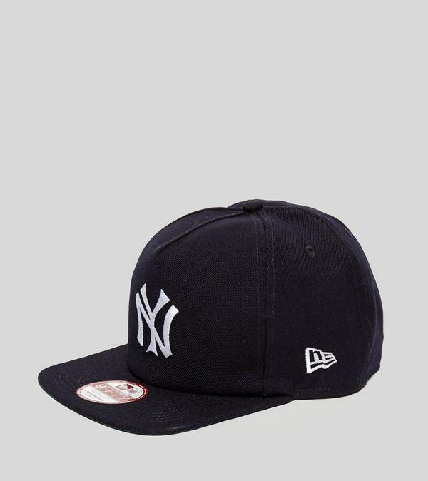 New Era Retro NY Yankees A Frame Snapback Cap | Size?