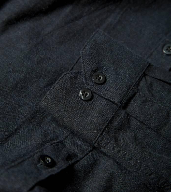 FARAH 1920 Long Sleeve Steen Oxford Shirt
