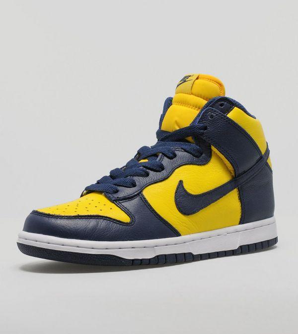 Nike Wmns Dunk Retro QS Women Yellow
